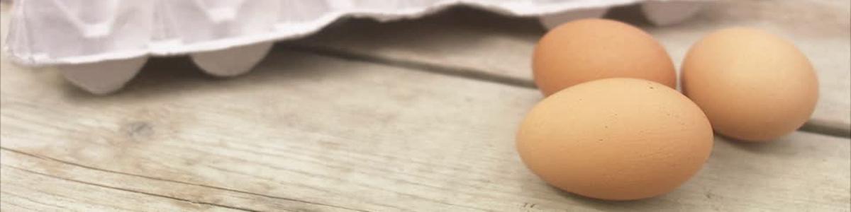 Friss étkezési tojás választható méretben és csomagolásban